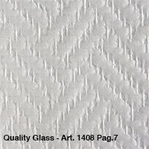 Per m2 quality glass 1408