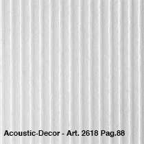 Acoustic-decor-art 2618 per m2