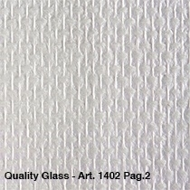 Per m2 Quality Glass 1402