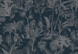 jungle behang 4