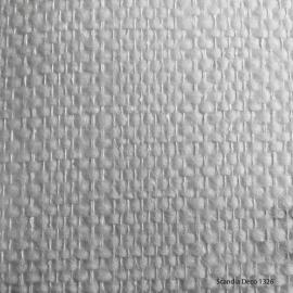 25m2 ruit/blok motief met strepen niet voorgeschilderd 1326