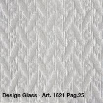 Per m2 Design glass 1621