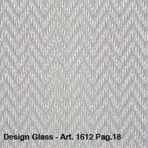 Per m2 Design glass 1612