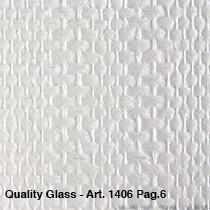 per m2 Quality glass 1406