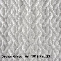 Per m2 Design glass 1619