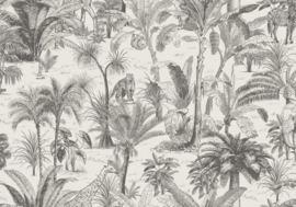 jungle behang 5