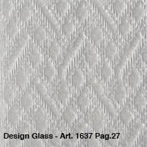 Per m2 Design glass 1637
