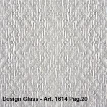Per m2 Design glass 1614