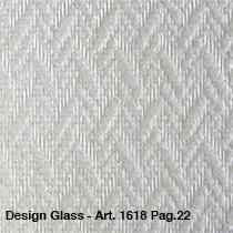 Per m2 Design glass 1618