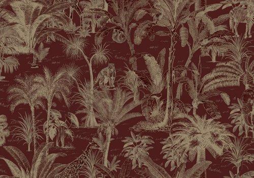 jungle behang 3