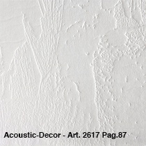 Acoustic-decor-art 2617 per rol 25m2