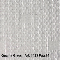 Per m2 Qulity glass 1423