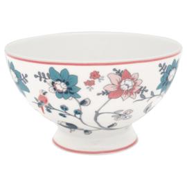GreenGate Stoneware Soup Bowl Sienna White D 15 cm