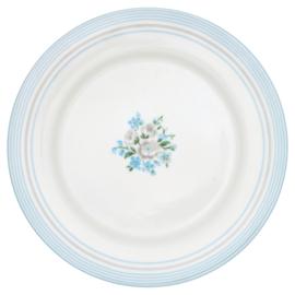GreenGate Stoneware Dinnerplate Nicoline Beige D 25,3 cm
