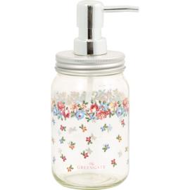 GreenGate Soap Dispenser Ellie White