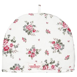 GreenGate Tea Cosy Elouise White H 28 cm