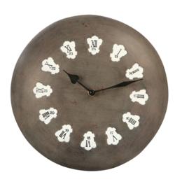 Comptoir de Famille Adelaide Clock
