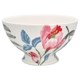 GreenGate Stoneware Soup Bowl Magnolia White D 15 cm