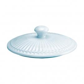 GreenGate Stoneware Lid Alice Pale Blue Medium