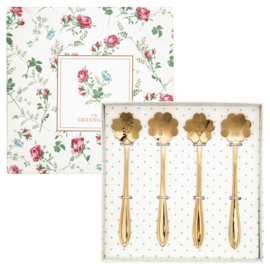 GreenGate Spoon Set Of 4 Gold