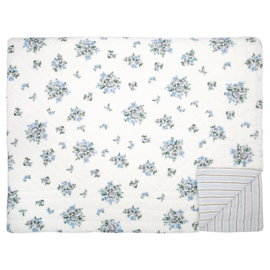 GreenGate Bed Cover Nicoline Beige 140 x 220 cm