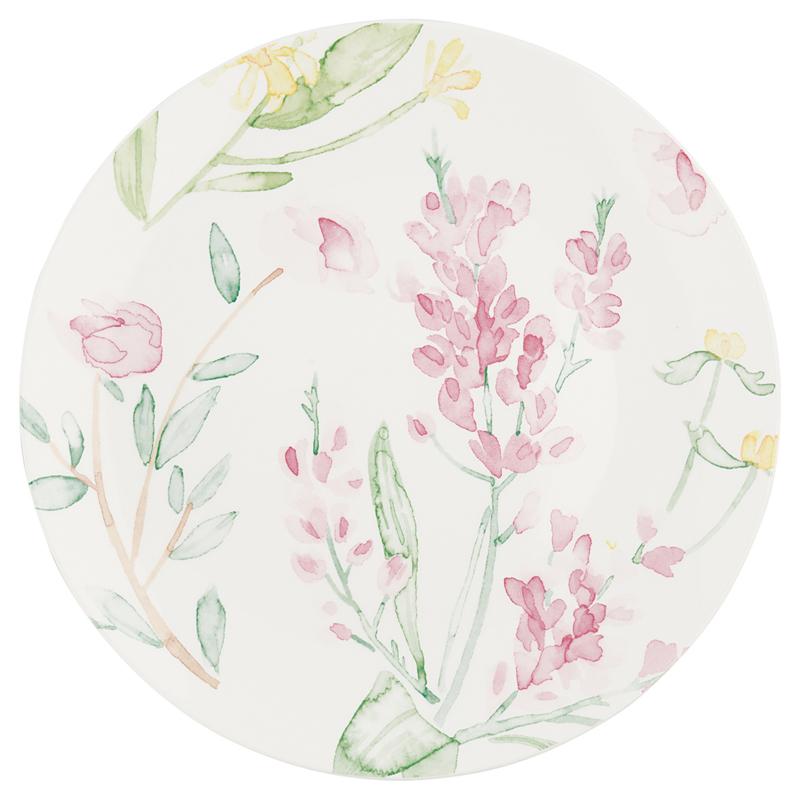 GreenGate Stoneware Dinnerplate Alina White D 27 cm