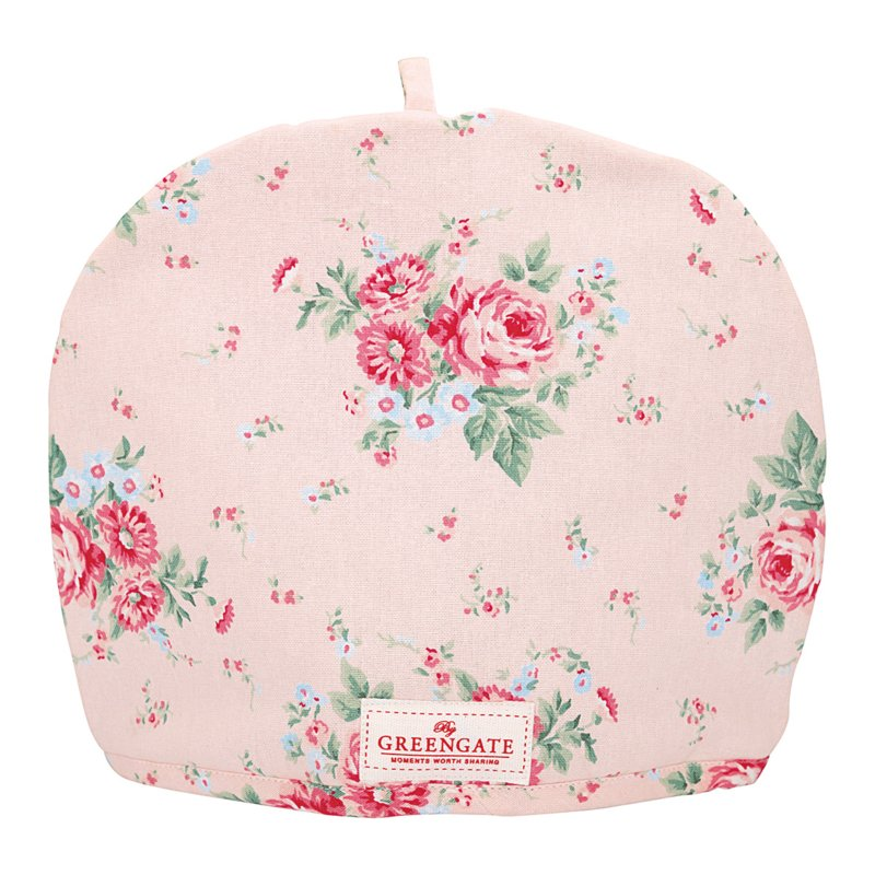 GreenGate Tea Cosy Marley Pale Pink H 27 cm