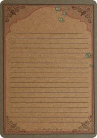 A5 Kraftkaart - Badderkikker