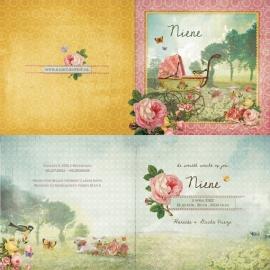 """Weide Lammetjes """"roze"""""""