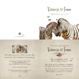 Zebra's Wit