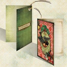 Kerst Kadokaartje - Zwaluw