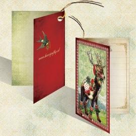 Kerst Kadokaartje - Alphenhert