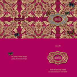 """Crochet """"golden pink"""""""