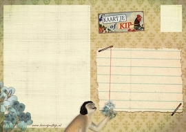 Ansicht nr. 5 - Kraagpaard