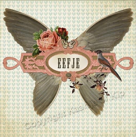 """Wings """"vlinder"""""""