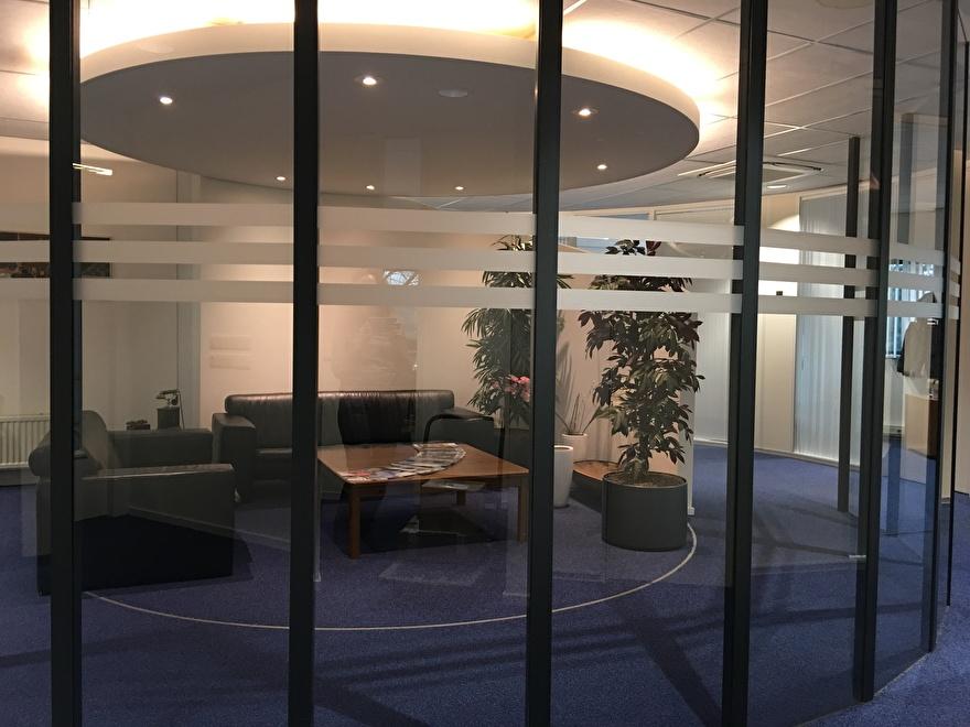 raamfolie voor kantoor
