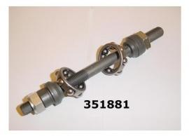 Vooras Sturmey Archer HSB424 SBF L=136 mm