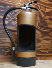 """Deco lamp Fire Extinguisher """"Gold"""""""