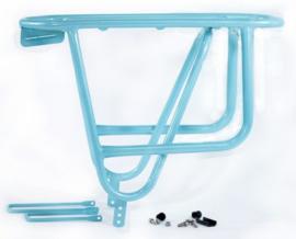 Bagagedrager Gazelle 800 PALE BLUE MAT (lichtblauw) Heavy Duty / Miss Grace / GazelleNL