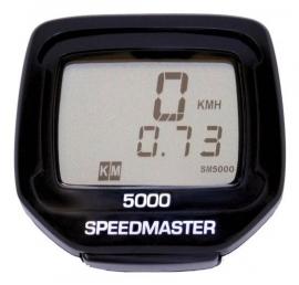 Fietscomputer Sigma Speedmaster 5000 5 functies bedraad