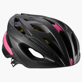 Helm Bontrager Starvos dames Mips black/pink (M 54-60cm)