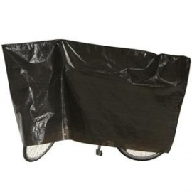 Fietshoes / fietspyjama VK voor 1 fiets 110x210cm zwart