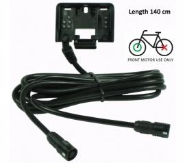 Displayhouder Trek BionX Ride+ G2 PRO display ALLEEN VOORWIELMOTOR, lengte kabel 140 cm
