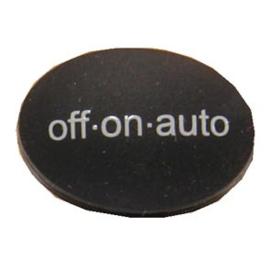 Koplamp Spanninga Radius On/Off/Auto losse knop / afdekkap