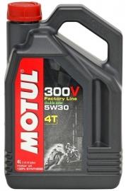 Olie Motul 300V 5W30 4T 4 ltr