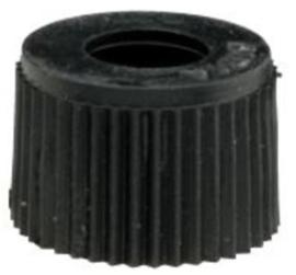 Dynamodop XLC loopwiel rubber standaard dynamo