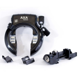 Slot + accuslot Bosch Active / Performance Axa Defender BAGAGEDRAGERACCU