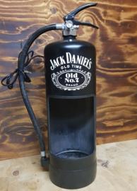 "Deco lamp Fire Extinguisher ""Jack Black"""