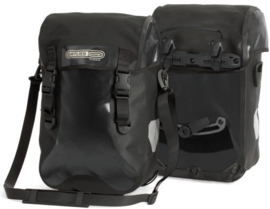 Fietstassen Ortlieb Sport Packer Classic zwart (set a 2 tassen)