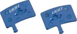 Schijfremblokken BBB BBS-491 DiscStop Hayes Stroker Carbon / Stroker Trail
